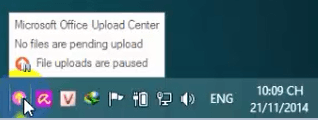 Microsoft Upload Center